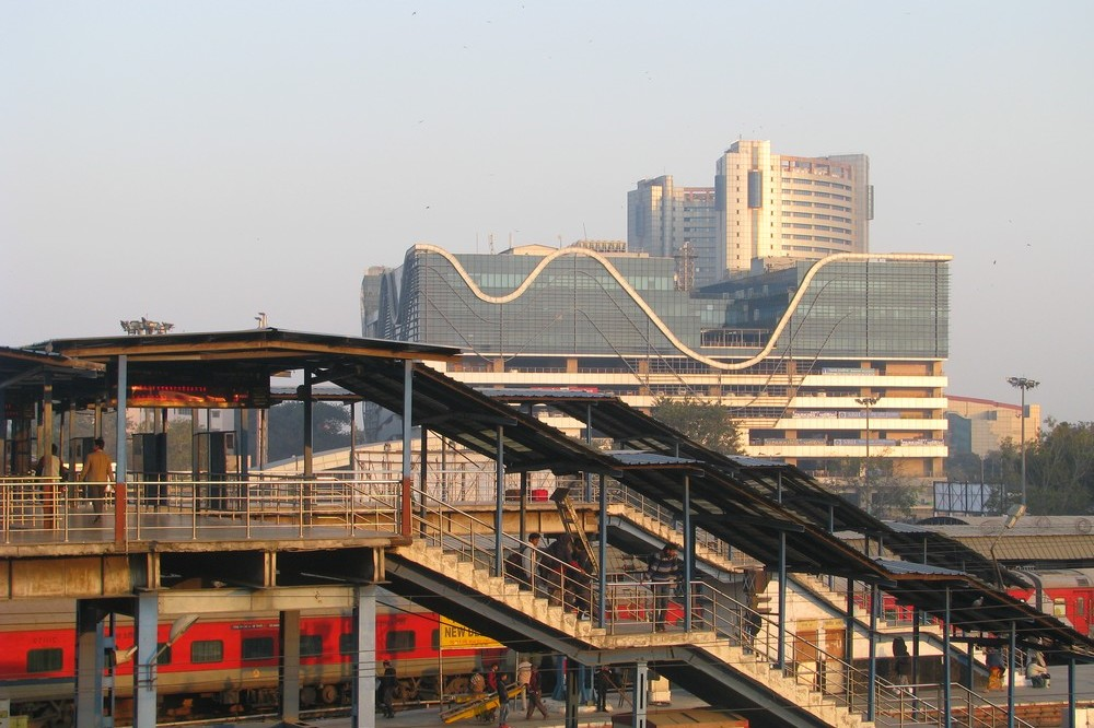 New Delhi Railway Station - Trains in India