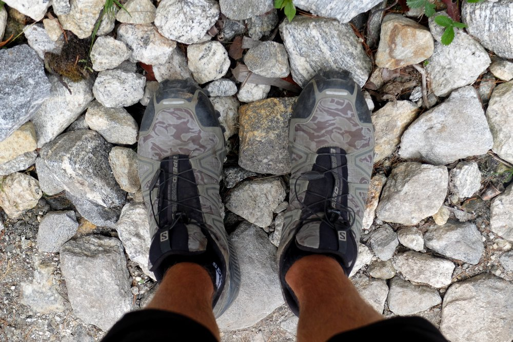 Salomon Speedcross 3 - Annapurna Circuit Packing List