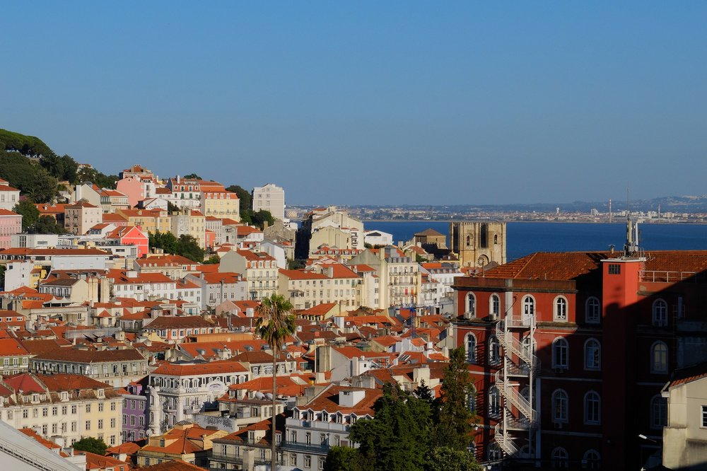 Lisbon from above