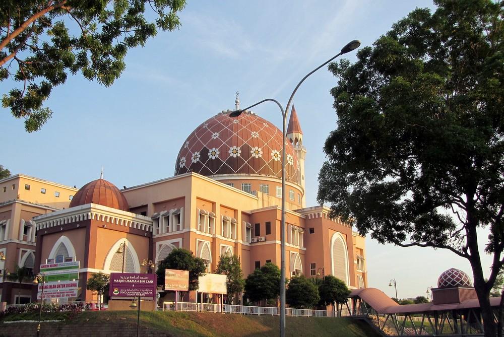 Mosque in Wangsa Maju