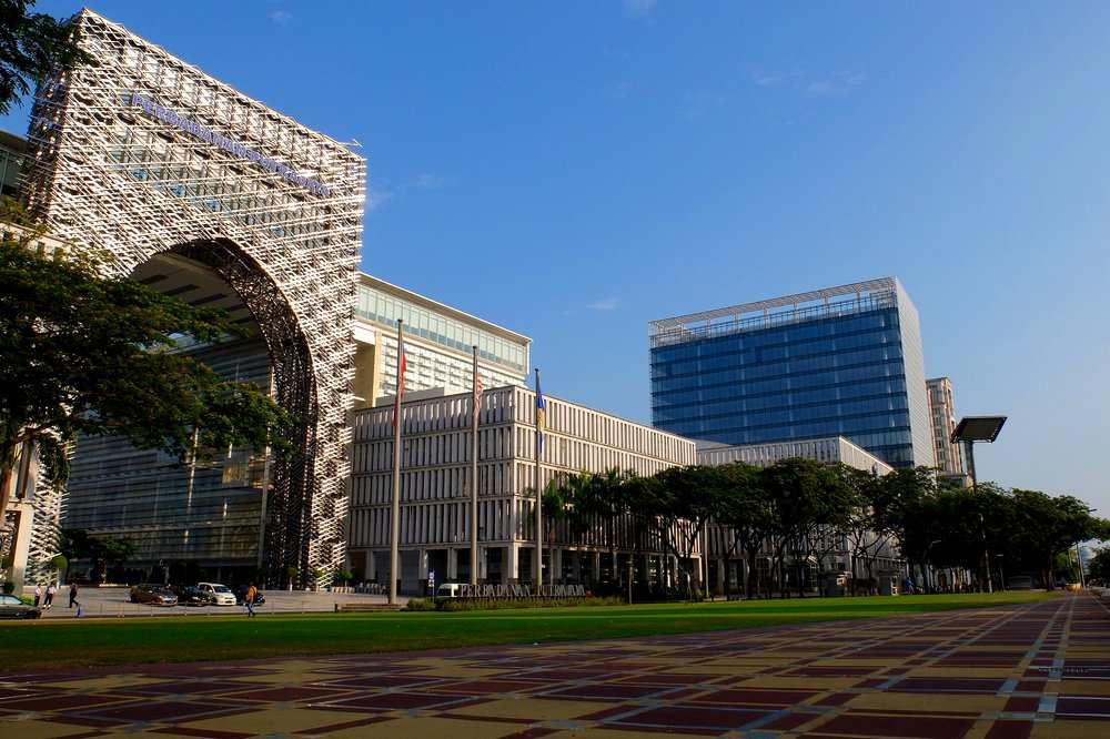Perbadanan Putrajaya Complex - What to do in Putrajaya?