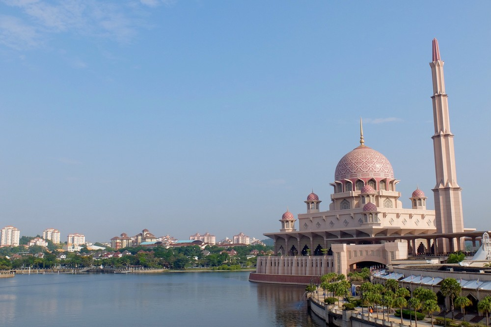Putra Mosque - What to do in Putrajaya?