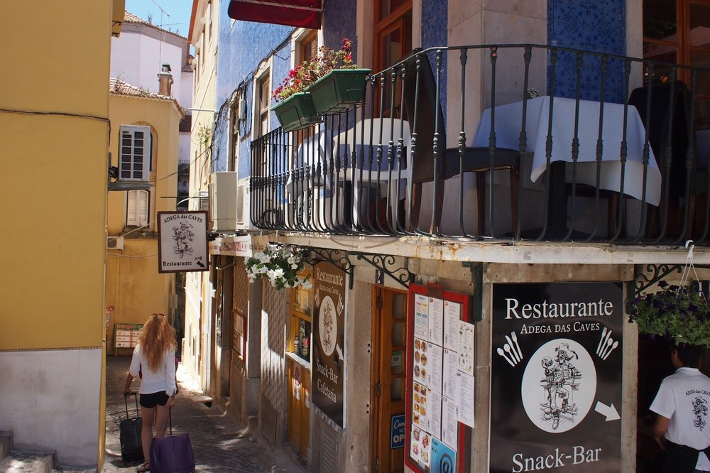 Streets of Sintra