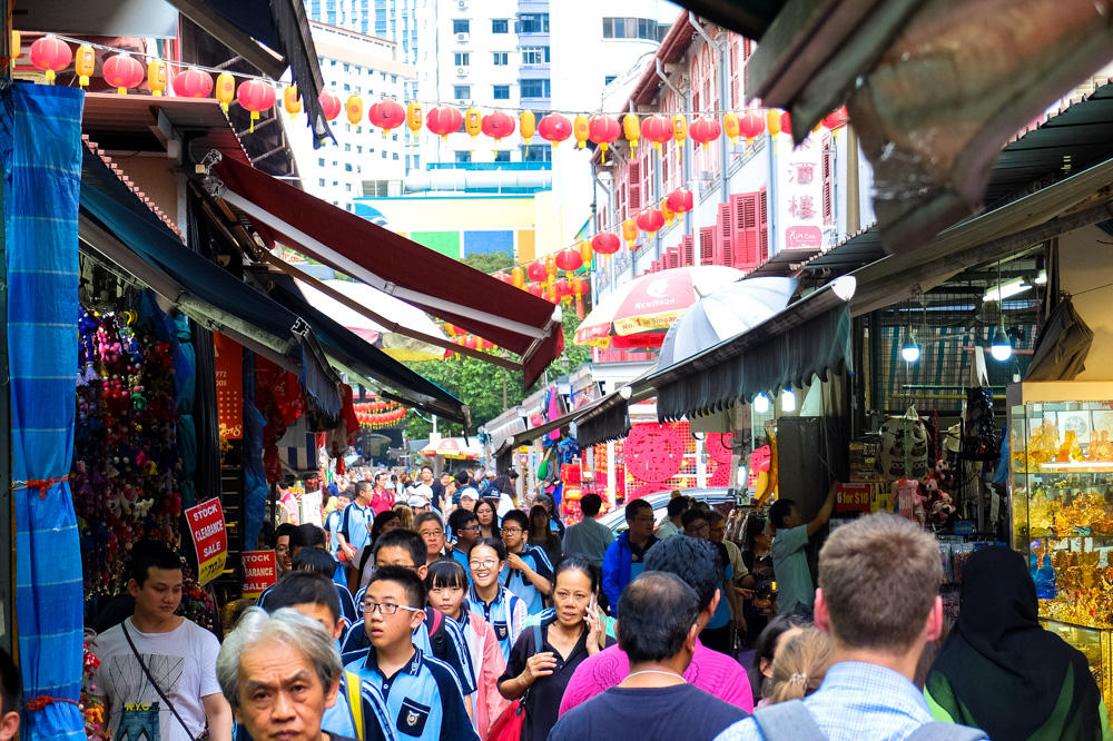Wandering around Chinatown - Singapore Ultimate Guide