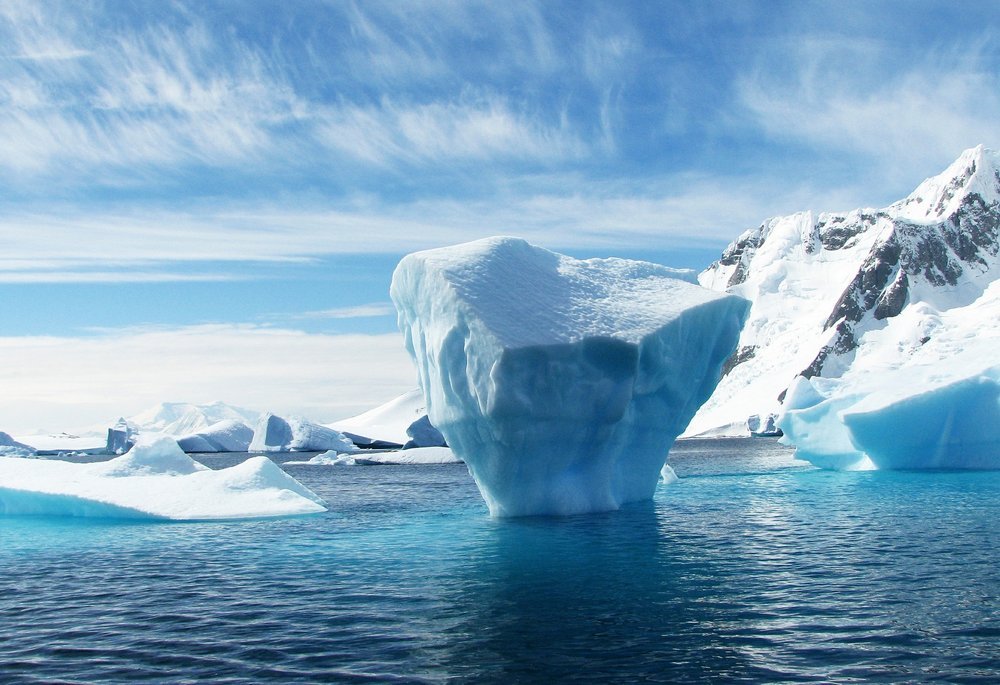 Iceberg in Antarctica - Why go to Antarctica