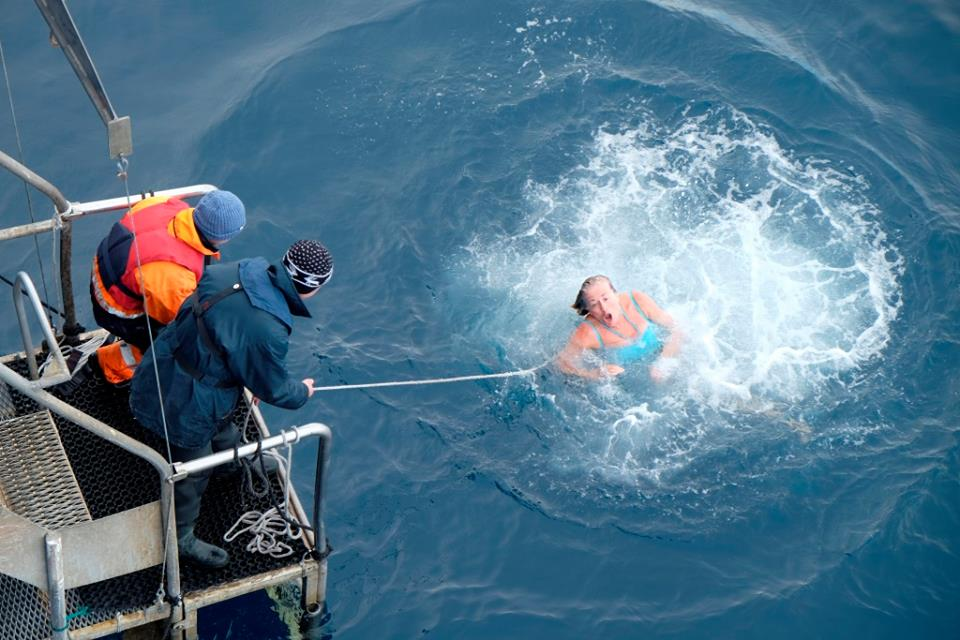 Taking the polar plunge - Why go to Antarctica