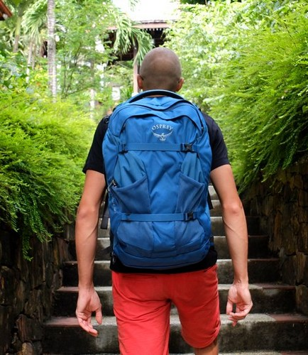 My Osprey Farpoint 40 - Best Carry On Backpacks