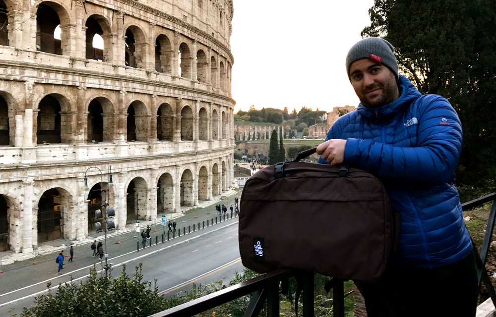 Travel Dave UK - Traveling Carry On Only