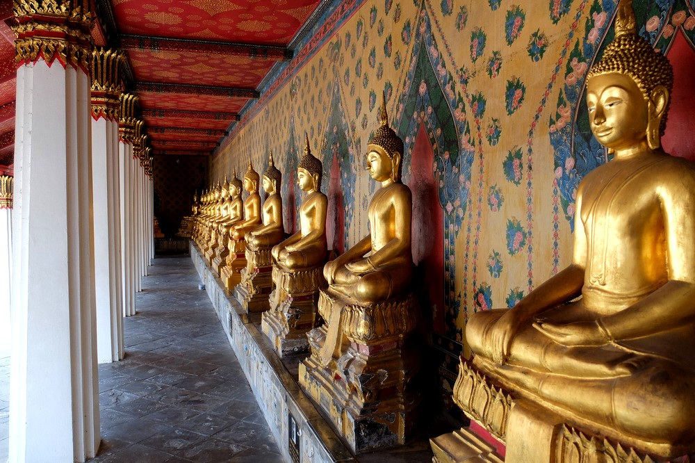 Wat Pho - Bangkok, Thailand - Do I Need an Onward Ticket