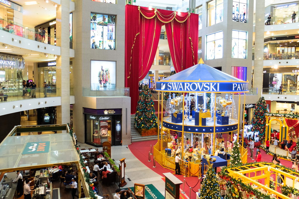 Pavilion Mall - Best Places to Visit in Kuala Lumpur