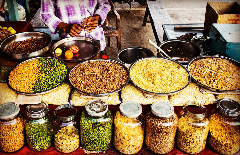 Street vendor in Little India - Best Places to Visit in Kuala Lumpur