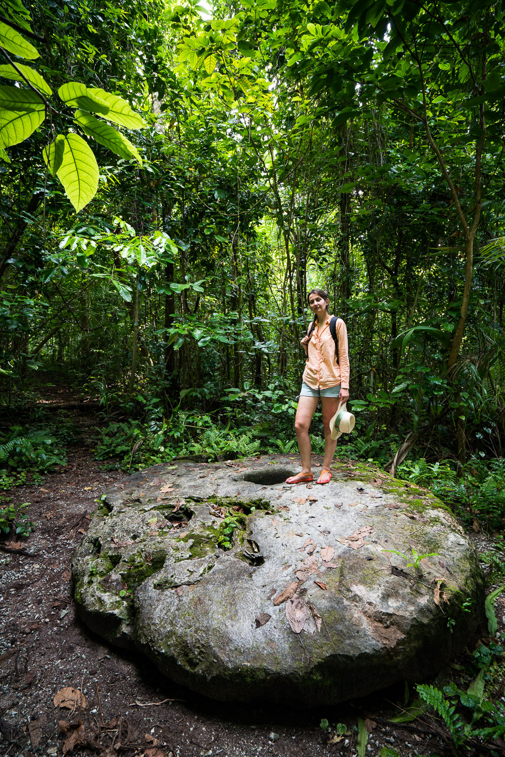 Finding stone money - Things to Do in Palau