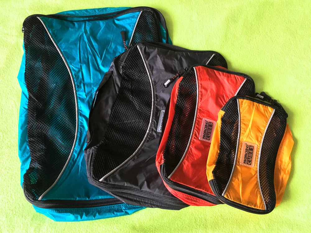 Pro Packing Cubes - Best Packing Cubes