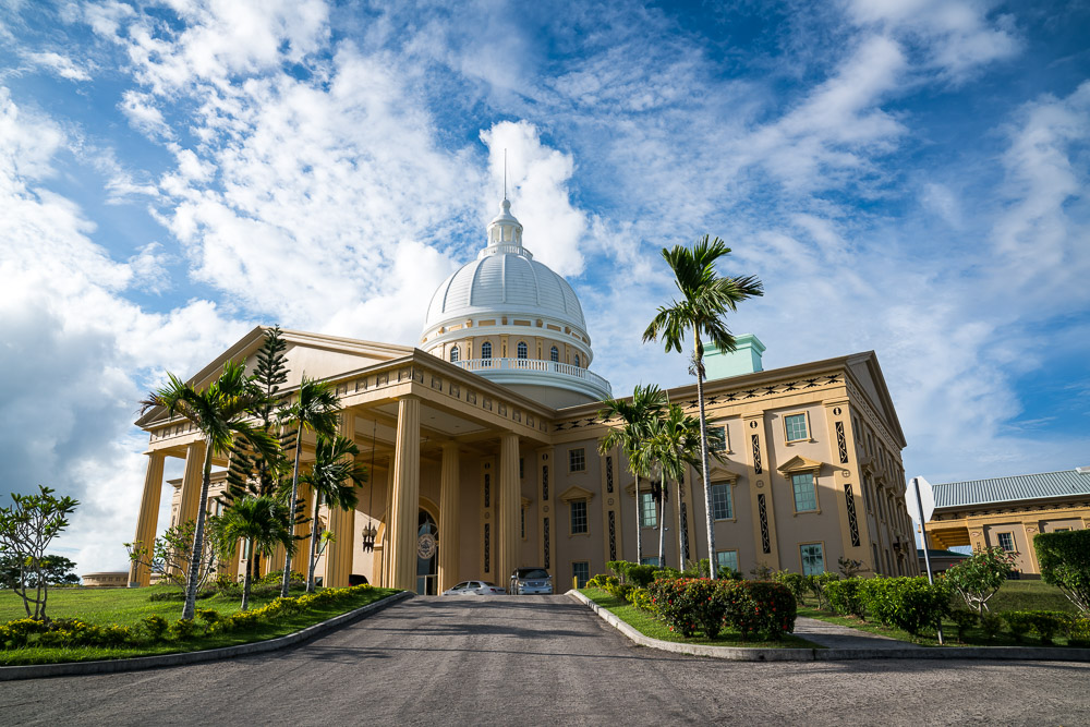 Seeing the Capitol - Things to Do in Palau