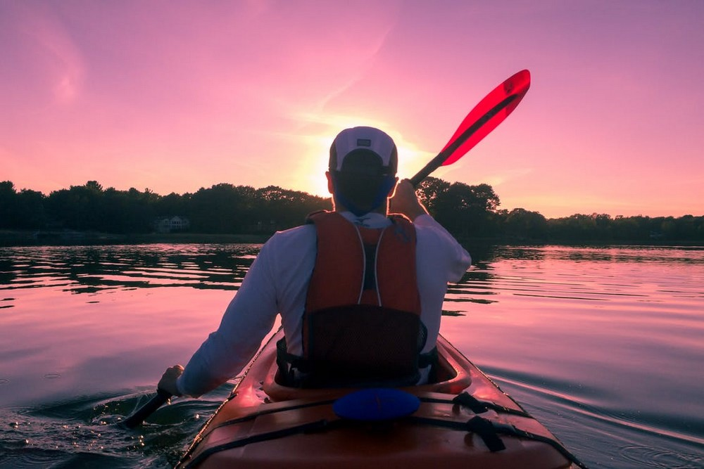 Kayaking - Top Things to Do in Riga