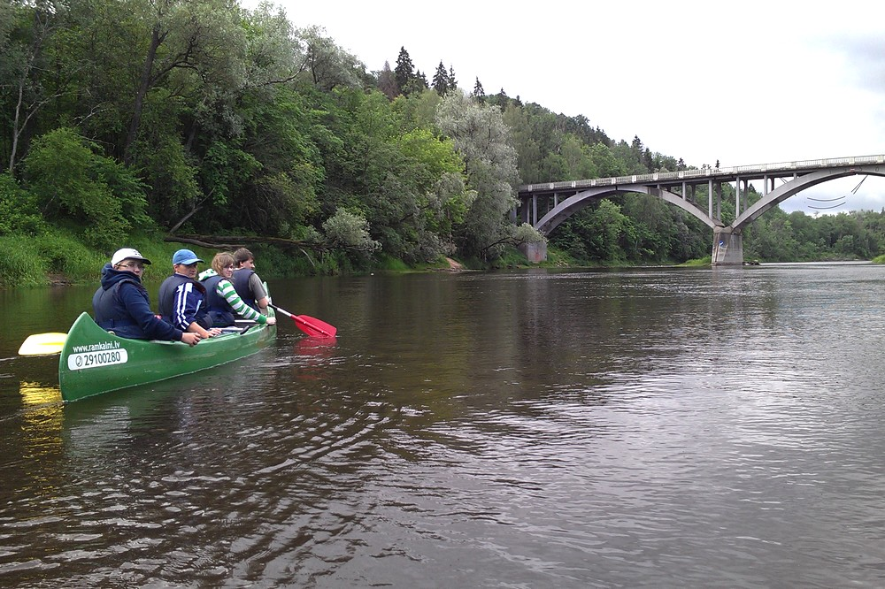 Canoeing on River Gauja - Top Things to Do in Latvia