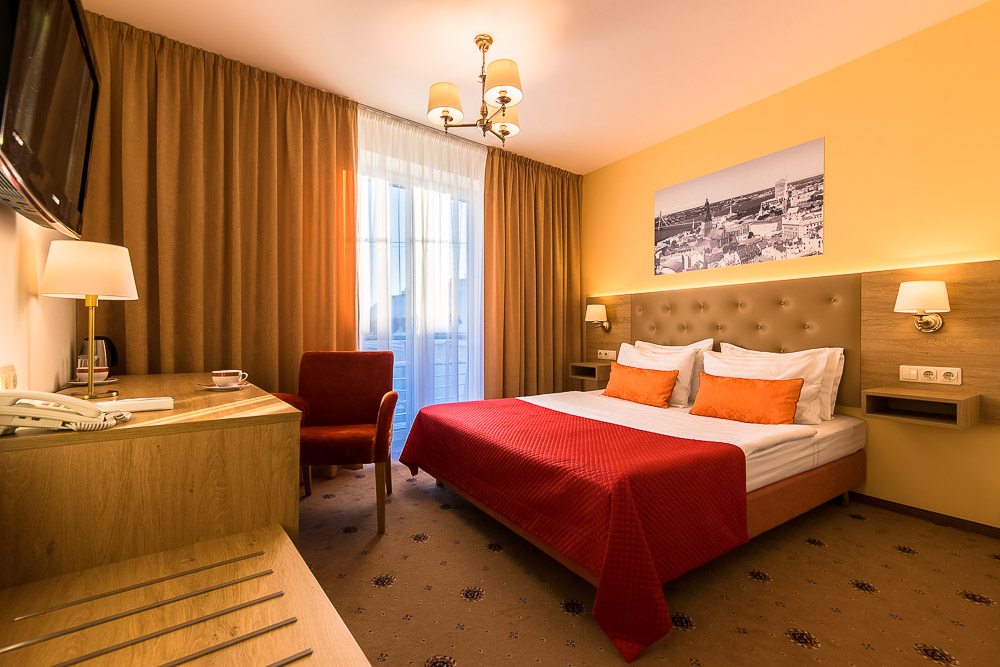 Double Room at Hotel Radi Un Draugi - Best Hotels in Riga