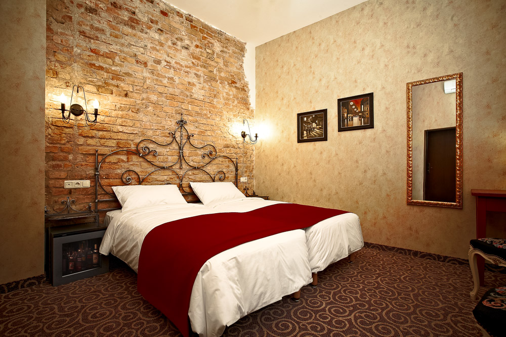Hotel Justus - Standard Twin Room - Best Hotels in Riga