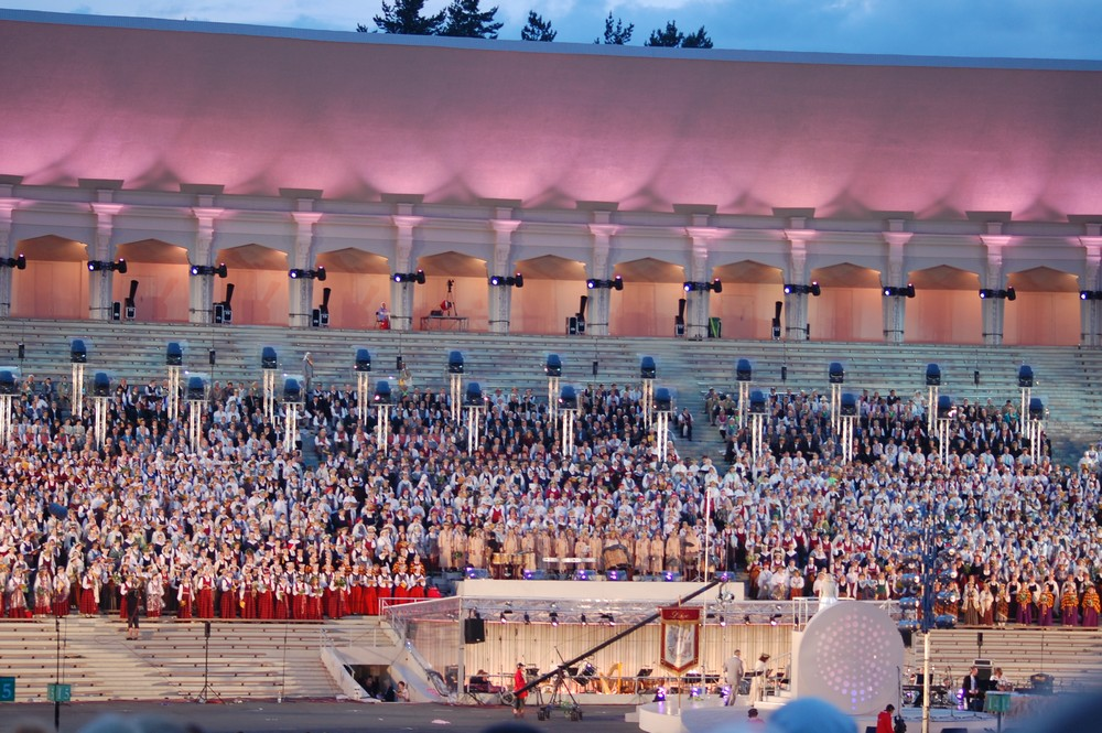 Latvian Song and Dance Festival - Top Things to Do in Latvia
