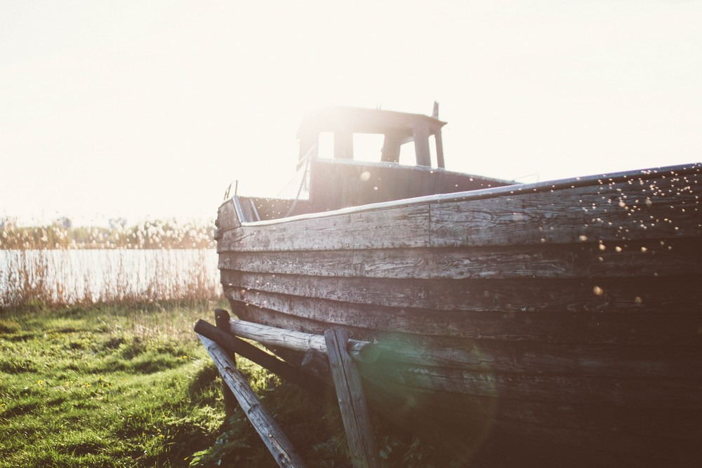 Wooden boat - Top Things to Do in Latvia