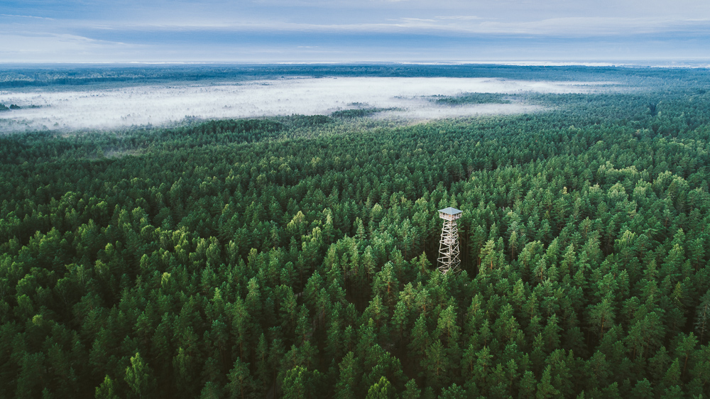 Ložmetējkalns Watchtower - Photos from Latvia - Why Visit Latvia