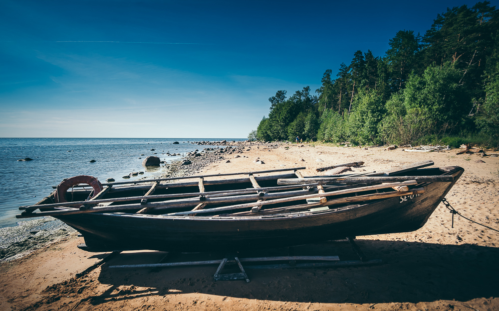 Rocky Seashore of Vidzeme - Photos from Latvia - Why Visit Latvia