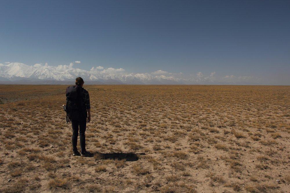 Sary Mogul, Kyrgyzstan - Solveiga Kalva