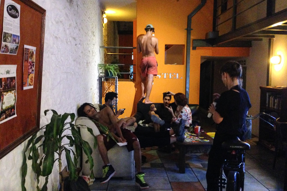 Hostel job - Making Money While Traveling