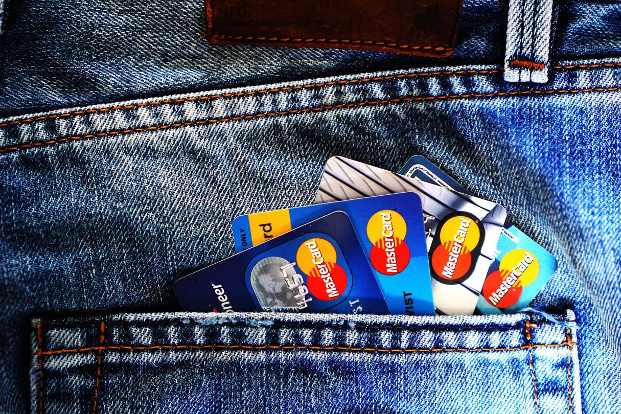 Credit Cards in a Pocket - Best Travel Money Belt