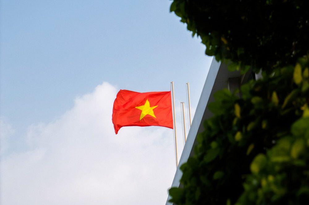 A flag of Vietnam - Vietnam Travel Tips