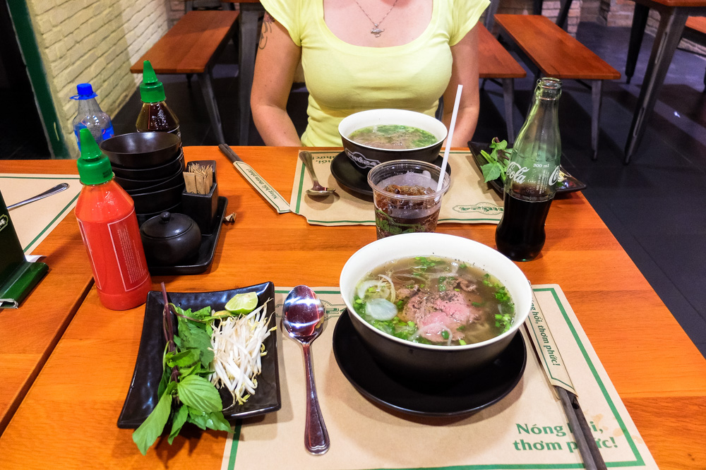 Eating Pho in Ho Chi Minh City - Vietnam Photo Story