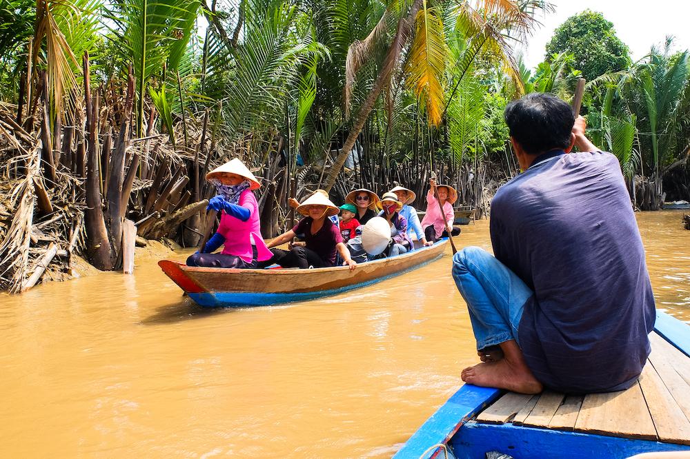 Mekong Delta - Vietnam Visa on Arrival