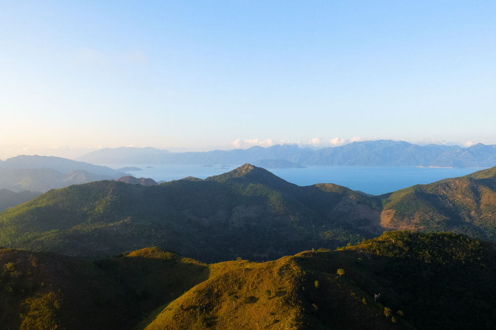 Mountains near Nha Trang - Vietnam Photo Story