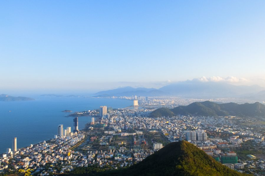 Nha Trang from above - Travel Still Excites Me