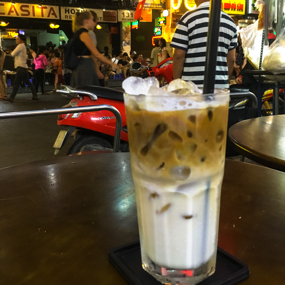 Vietnamese coffee - Vietnam Photo Story