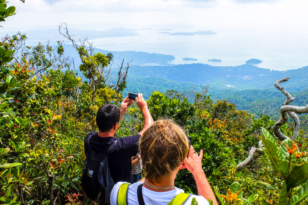 A view from Mat Cincang - Best Things to Do in Langkawi