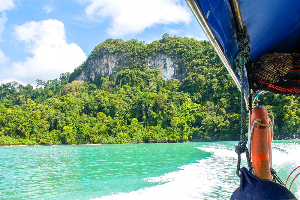 Cruising near Langkawi - - Best Things to Do in Langkawi