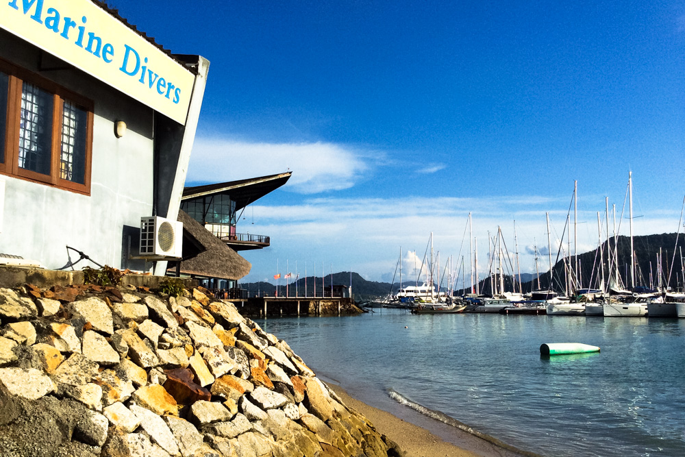 Divers center in Langkawi - - Best Things to Do in Langkawi