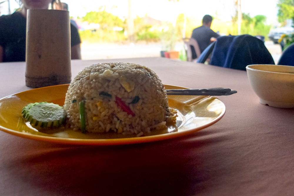 Eating lunch in Langkawi - Best Things to Do in Langkawi
