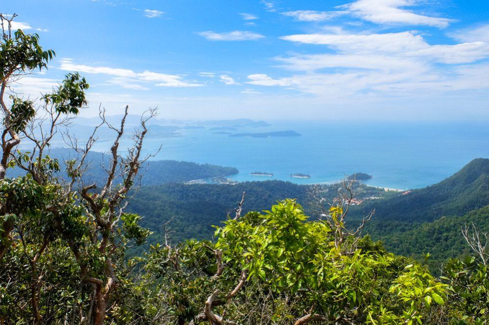 Langkawi as seen from Mat Cincang - Best Things to Do in Langkawi