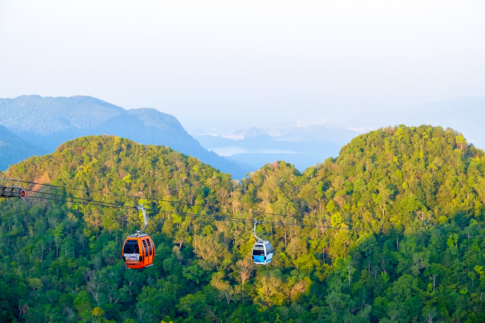 Langkawi cable car - Best Things to Do in Langkawi