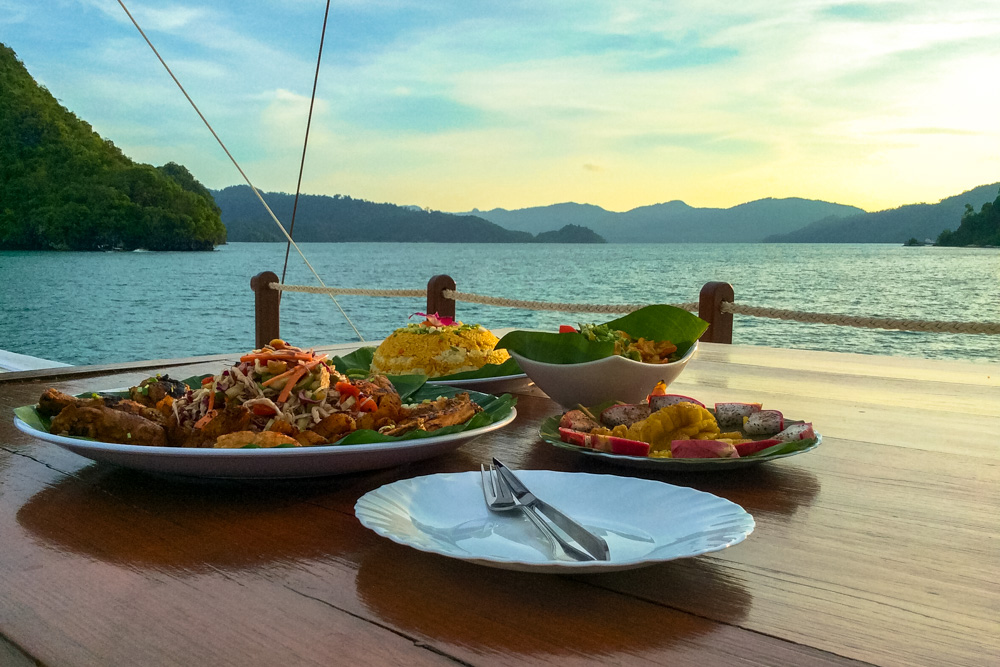 On a Romantic Sunset Cruise - Best Things to Do in Langkawi