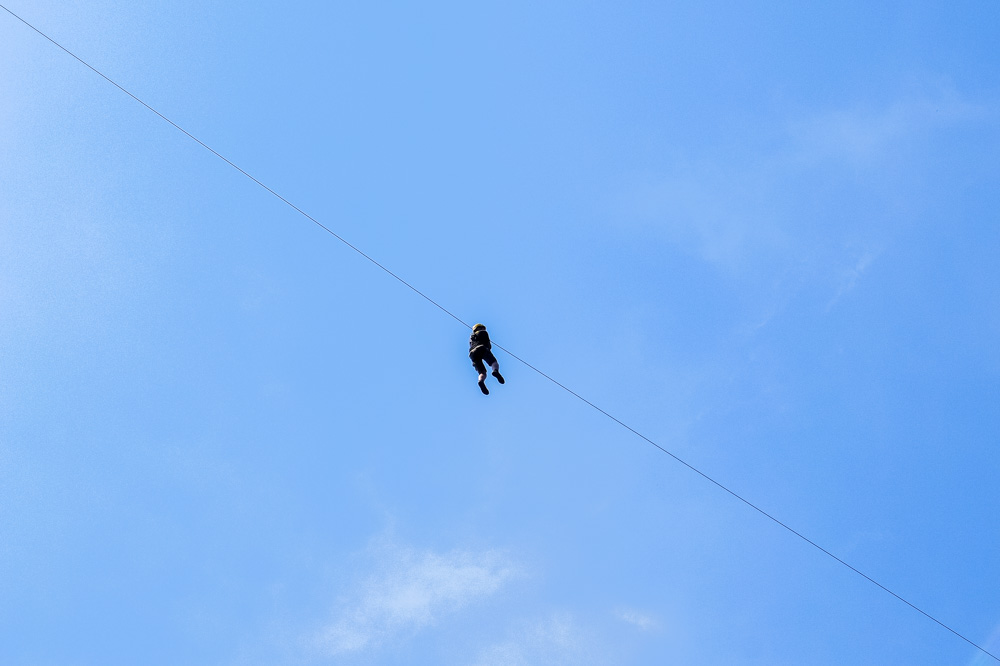 On a canopy tour in Langkawi - Best Things to Do in Langkawi