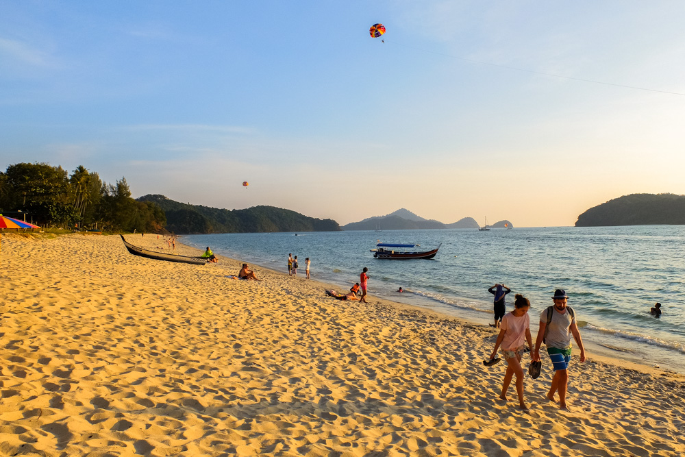 Pantai Tengah - Best Things to Do in Langkawi