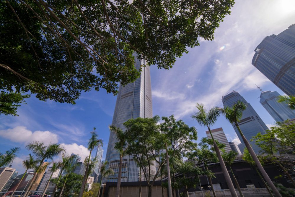 Skyscrapers in Hong Kong - Best Hotels in Hong Kong With Harbour View