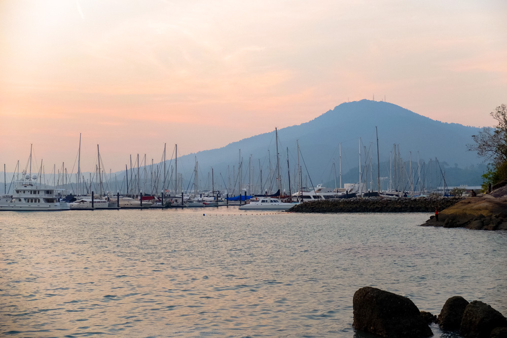 Sunset ar Royal Langkawi Yacht Club - - Best Things to Do in Langkawi