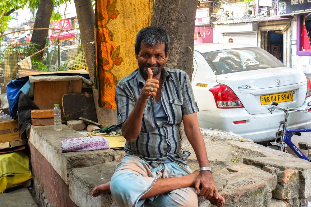 A friendly man in Kolkata - 4 weeks in India