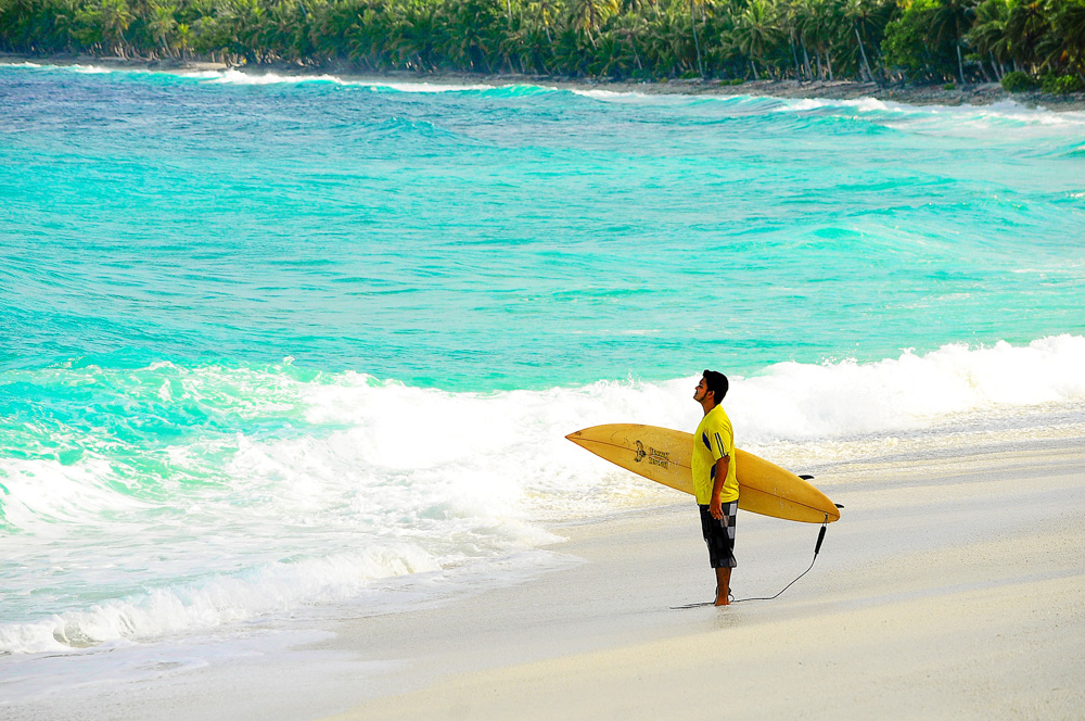 A surfer - Best Things to Do in Bali