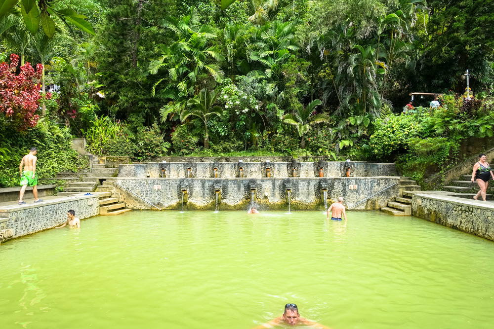 Banjar Hot Springs - Best Things to Do in Bali