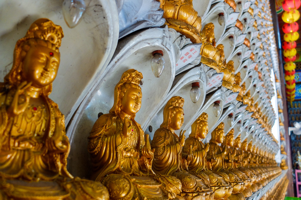 Buddhas - Best Things to Do in Hong Kong